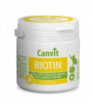 Canvit Biotin tabletės katėms 100g