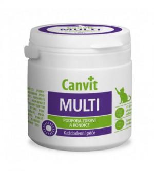 Canvit Multi tabletės katėms 100g