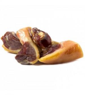 Vytinta mėsa nuo kumpio kaulo