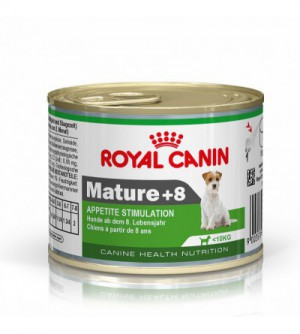 Royal Canin Mini Mature 8+ Tin