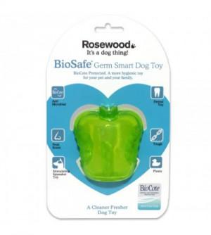 Rosewood pet Antimikrobinis žaislas šunims obuolys