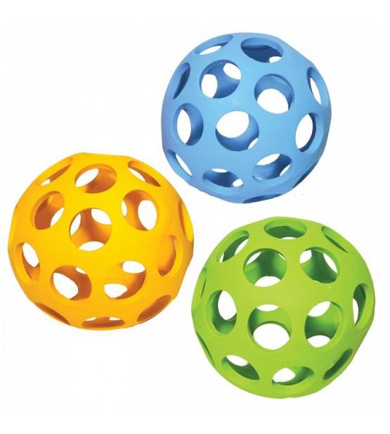 Rosewood pet Žaislas šunims Skylėtas kamuolys