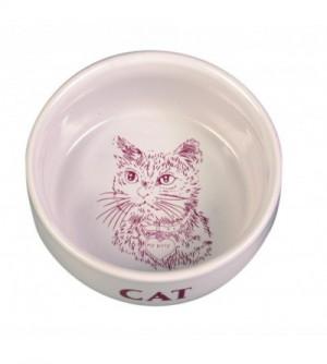 Trixie keraminis dubenėlis katei