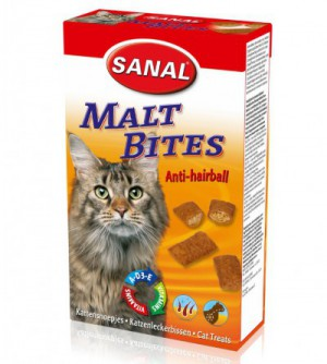 Sanal Malt Bits anti-hairball