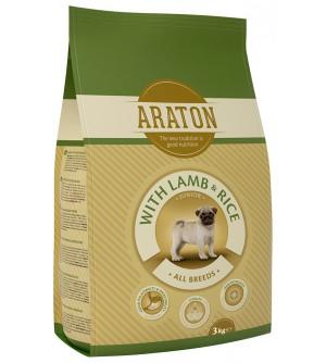 Araton Junior Lamb & Rice sausas maistas šunims