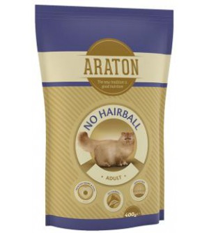 Araton Adult No Hairballs sausas maistas katėms