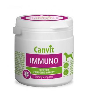 Canvit Imunno šunims N100 100g