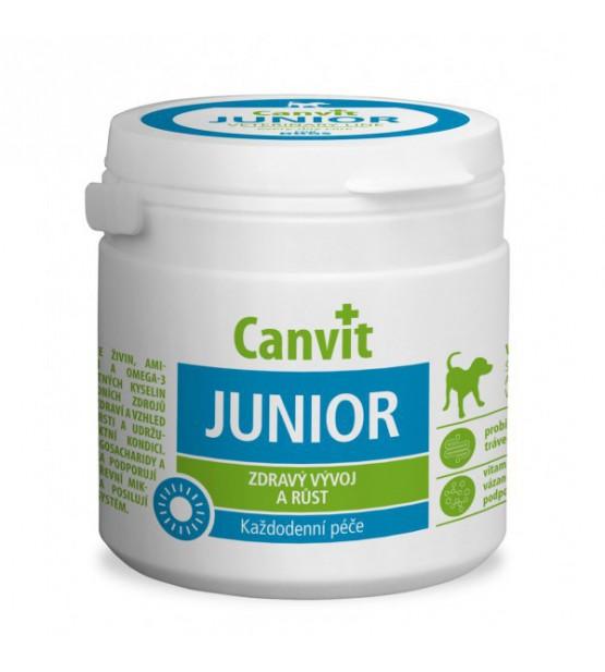 Canvit Junior šunims N100 100g