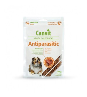 CANVIT skanėstas Anti-Parasites 200g