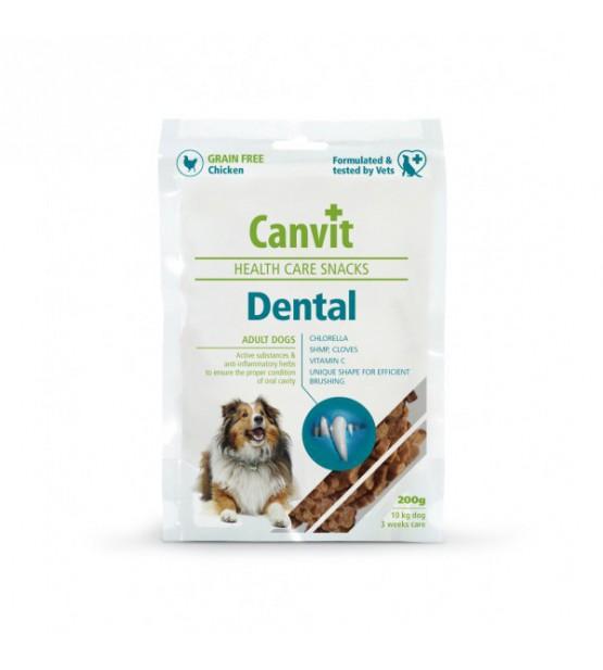 CANVIT skanėstas Dental 200g