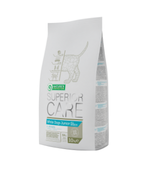 Natures Protection Superior Care White Dogs Junior All Breeds