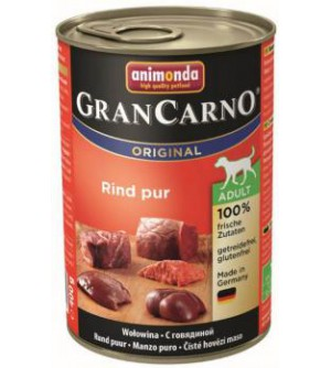 Gran Carno Adult konservai šunims su jautiena