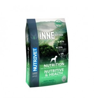 Nutrivet Inne Nutritive & Health sausas maistas šunims