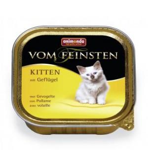 Animonda Vom Feinsten Kitten su Paukštiena