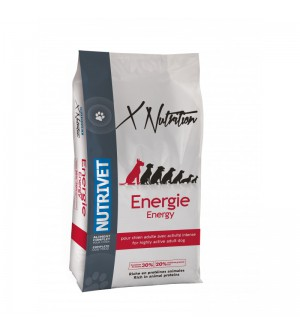 Nutrivet Premium X Energy