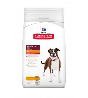 Hills Sp Canine Adult Light Original sausas maistas šunims