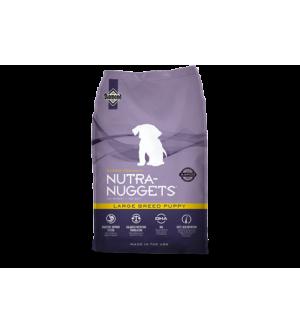 Nutra Nuggets Puppy Large Breed sausas maistas šunims