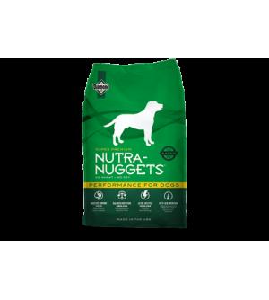 Nutra Nuggets Performance sausas maistas šunims