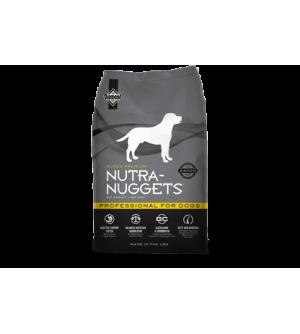 Nutra Nuggets Professional sausas maistas šunims