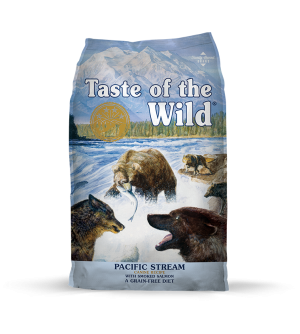 Taste of the Wild Canine Pacific Stream