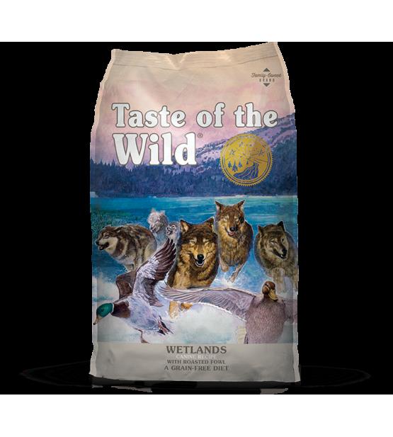 Taste of the Wild Canine Wetlands sausas maistas šunims