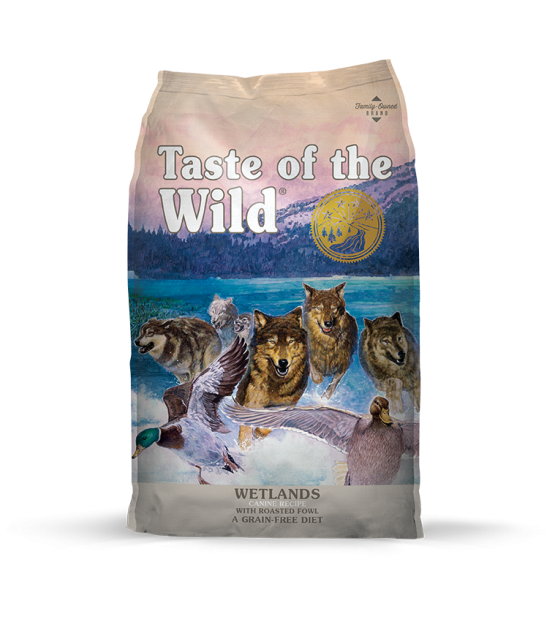 Taste of the Wild Canine Wetlands