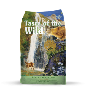 Taste of the Wild Feline Rocky Mountain