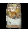 Taste of the Wild Feline Canyon River sausas maistas katėms