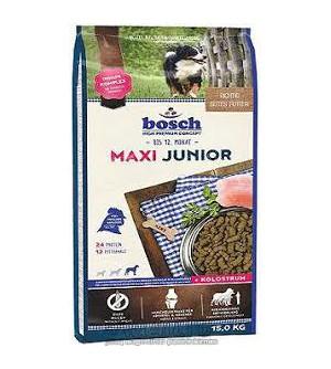 Bosch Junior Maxi sausas maistas šunims