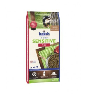 Bosch Sensitive Lamm & Reis sausas maistas šunims