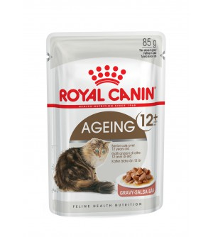 Royal Canin WET Ageing+12 Gravy 85g