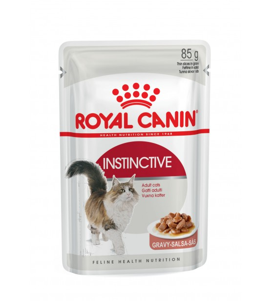 Royal Canin Instinctive in Gravy pouch