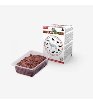 Farm Food šaldytas maistas su jautienos skrandžiais ir širdimis, 2 x 400 g