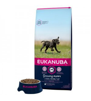 Eukanuba Puppy &amp Junior Large Breed