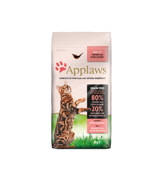 Applaws Cat Adult Chicken &amp Salmon