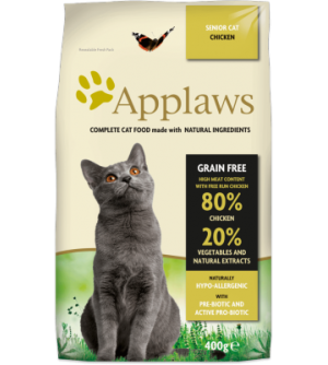 Applaws Cat Senior/Neutered Chicken