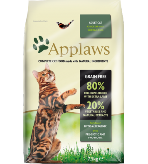 Applaws Cat Adult Chicken with Lamb