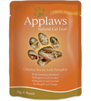 Applaws Cat Chicken Breast &amp Pumpkin pouch