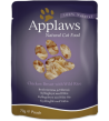 Applaws Cat Chicken Breast &amp Wild Rice pouch