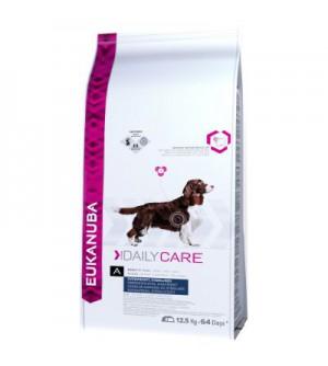 Eukanuba Overweight & Sterilised sausas maistas šunims