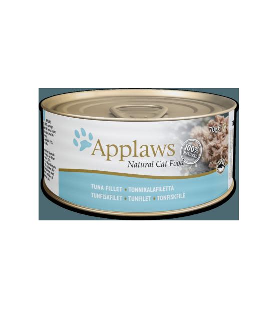 Konservai Applaws Cat Tuna Fillet konservai katėms