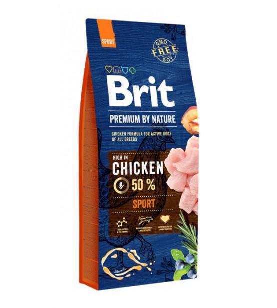 Brit Sport sausas maistas šunims