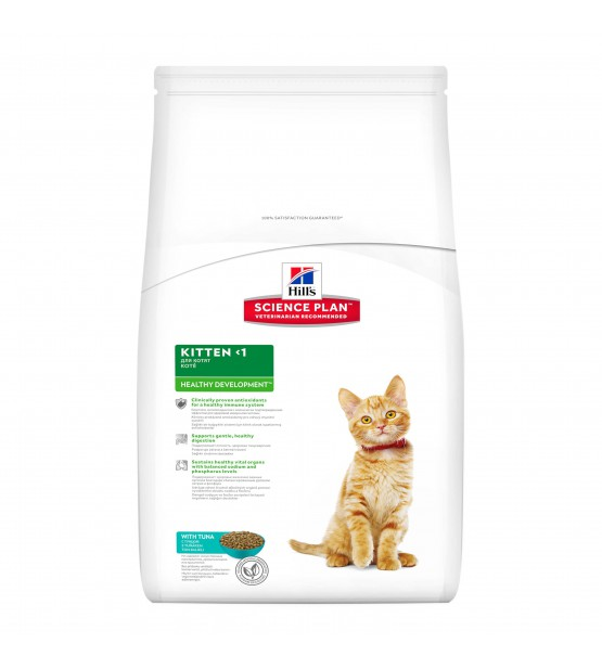 Hill's Science Plan Kitten Healthy Development Tuna