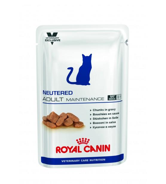 Royal Canin VCN Cat WET Adult Maintenance 100g