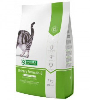 Natures Protection Urinary Formula S sausas maistas katėms