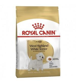 Royal Canin West Highland White Terrier Adult sausas maistas šunims