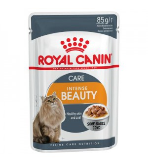 Royal Canin Intense Beauty in Gravy pouch