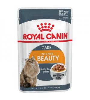Royal Canin Intense Beauty in Gravy pouch