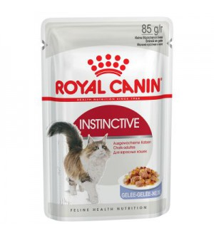 Royal Canin Instinctive in Jelly pouch