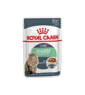 Royal Canin Digest Sensitive in Gravy pouch